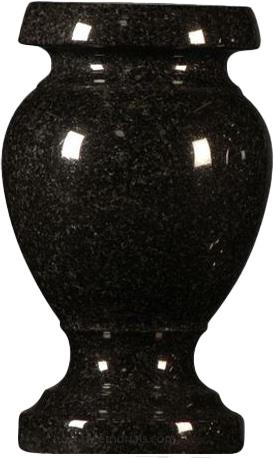 vase blackimporti turned