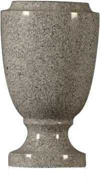 vase grayv9 turned