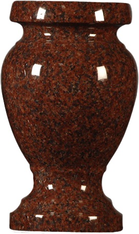 vase indiared turned