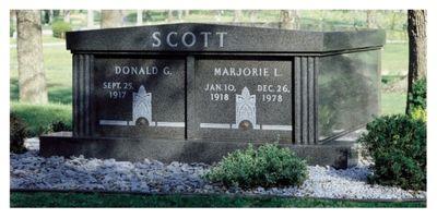 Non Walk In Mausoleums